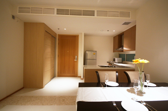 The Empire Place Sathorn condo for rent in Bangkok