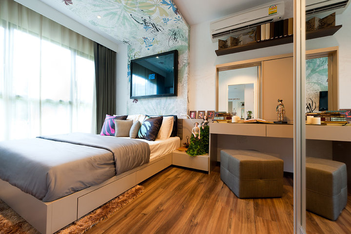 Teal Sathorn-Taksin apartment Bangkok