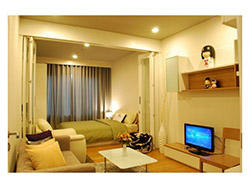 1 bedroom condo for rent at <strong>Blocs 77</strong>
