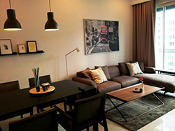 apartment for rent near <strong>Langsuan Ville</strong>