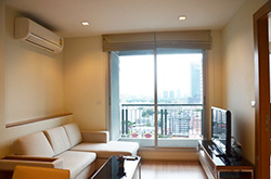 Bright <strong>Ratchada apartment with great view</strong>