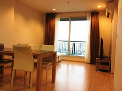 Comfy & Sleek <strong>flat apartment for rent in Ratchada</strong>