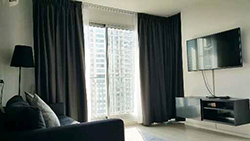 1 bedroom condo for rent near The Met Sathorn