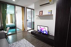 Decent <strong>condo for rent in Prachachuen</strong>