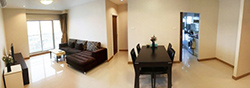 2 bedroom condo for rent at <strong>Ivy River Ratburana</strong>