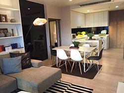 Trendy <strong>flat in Sukhumvit 55</strong>