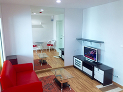 East facing corner <strong>condo for rent in Sukhumvit, Bangkok</strong>