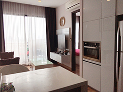 Ivy Ampio <strong>flat apartment for rent in Ratchada, Bangkok</strong>