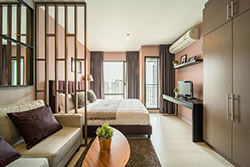 Rhythm Asoke  <strong>Phetchaburi apartment for rent</strong>