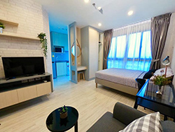 Ideo Mobi Sukhumvit Eastgate <strong>Bangna flat condo for rent</strong>