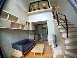 L Loft <strong>Ratchada apartment for rent</strong>